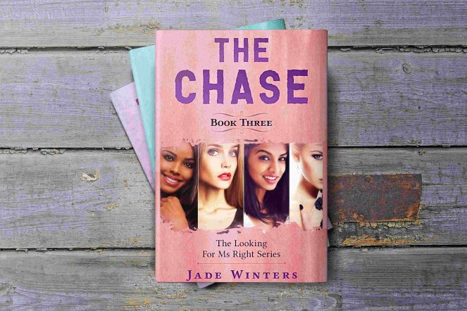 The Chase - OUT NOW Jade Winters Author